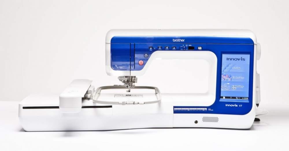 Купить Швейно-вышивальные машины Швейно-вышивальная машина BROTHER Innovis V7