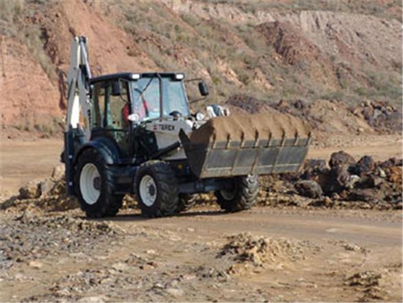 Buy Excavator loader 860 Elite