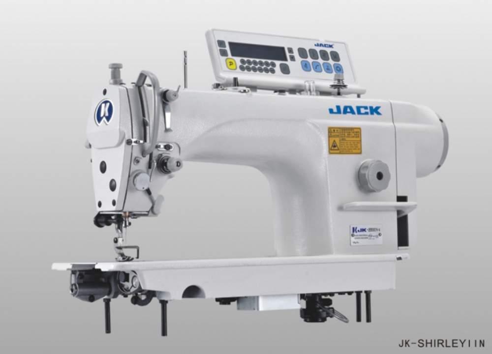 Купить Швейные машины промышленные Промышленная одноигольная швейная машина JACK JK-Shirley IIN (автомат)
