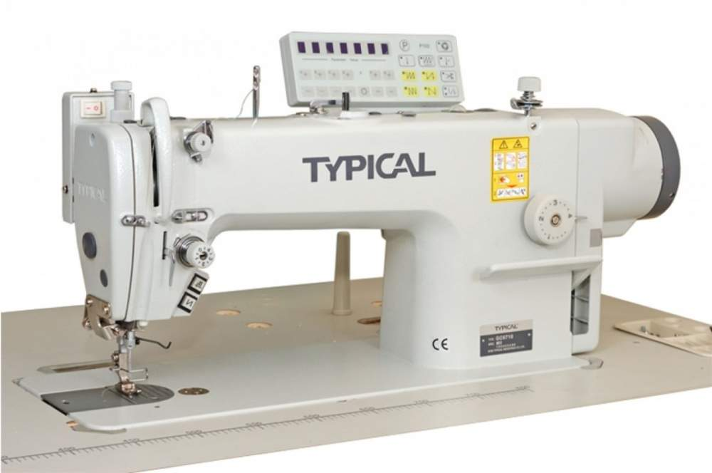 Купить Швейные машины промышленные Промышленная одноигольная швейная машина TYPICAL GC6710MD3 (автомат)