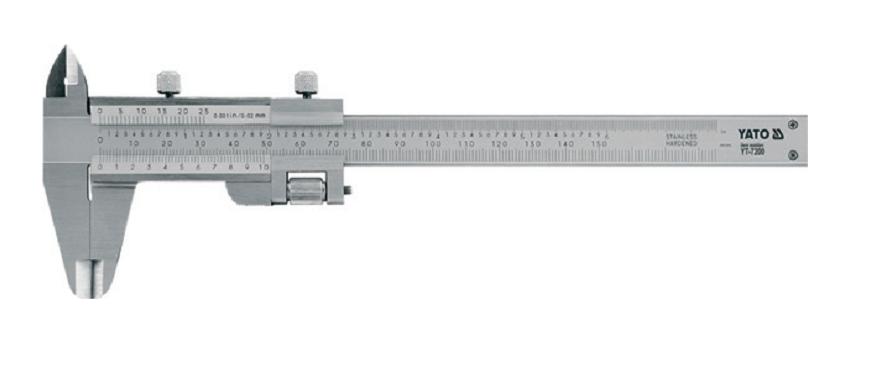 Купить Штангециркуль YT-7200 (Yato)