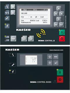 Купить Энергосберегающий блок управления Sigma Control 2 (Kaeser kompressoren)