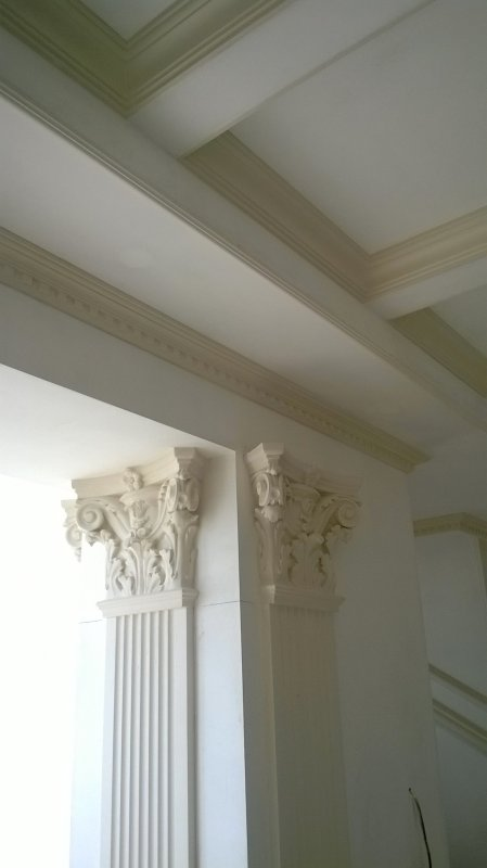 Buy Decorative products from plaster from Androni-Lex SRL