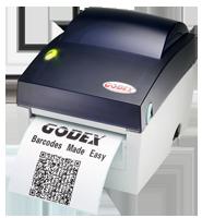 Принтер прямой термопечати Godex EZ DT4
