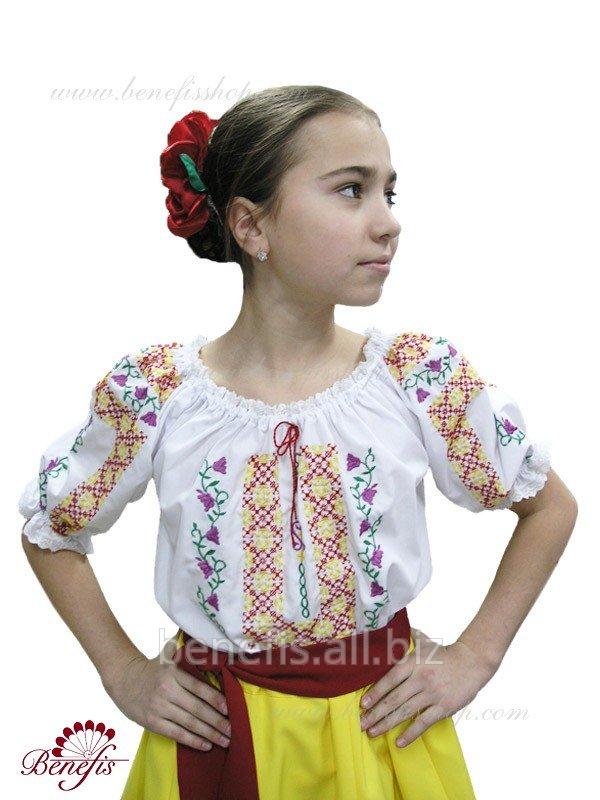 Молдавская национальная блуза (Детский) - J 0007