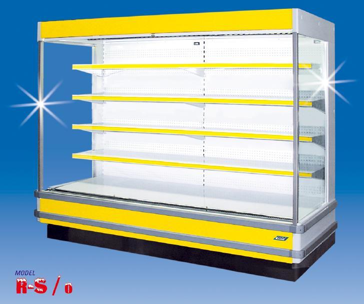 Купить Горка холодильная COLD Серия R-S_o