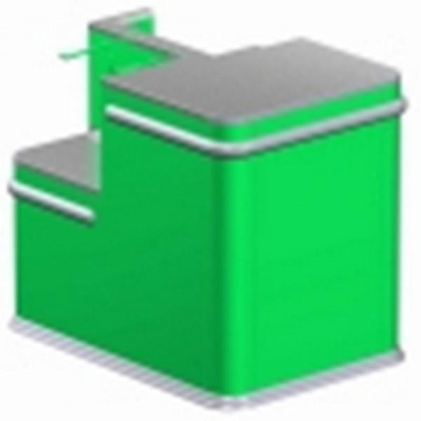 Купить Кассовый бокс Кубик DINOX (mini) без транспортерной ленты