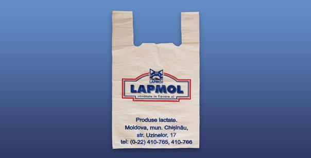 Пакет-майка Lapmol, Provider - Exim