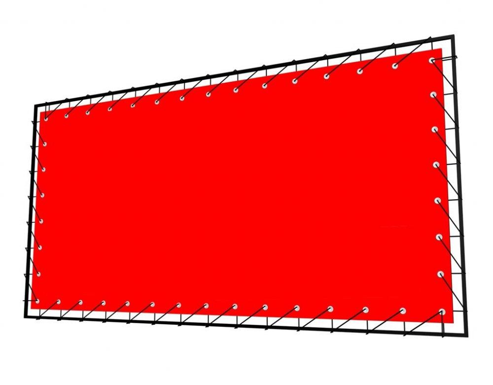 Banner advertizing on metalframework/Banere publicitare pe carcas metalic