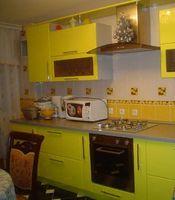 Купить Кухня желтая