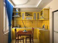 Купить Желтая кухня