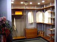 Купить Гардеробная комната с освещением