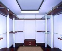 Купить Гардеробная комната для дома