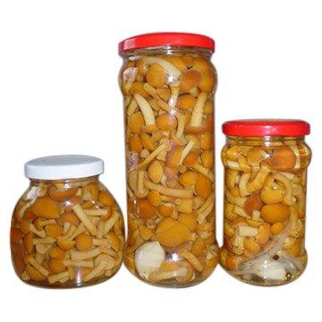 Buy Honey agarics are marinated