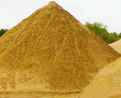 Losse bouwmaterialen