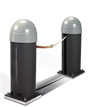 Chain barrier