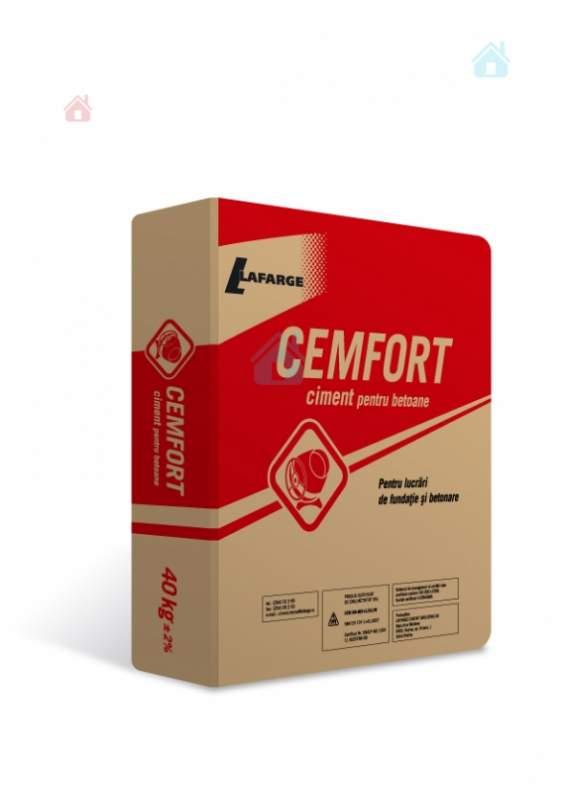 Купить Цемент CEMFORT, мешок 40 кг
