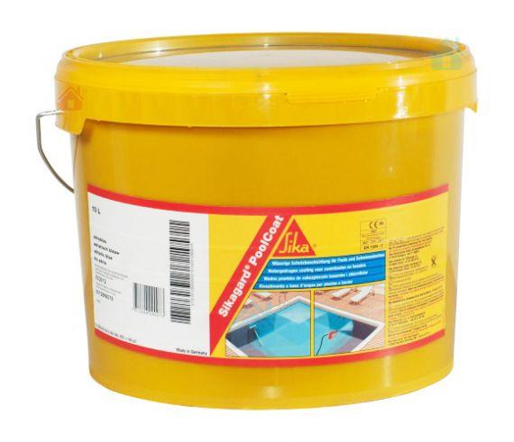 Купить Защитная покрытие для плавательных бассеинов Sikagard Poolcoat
