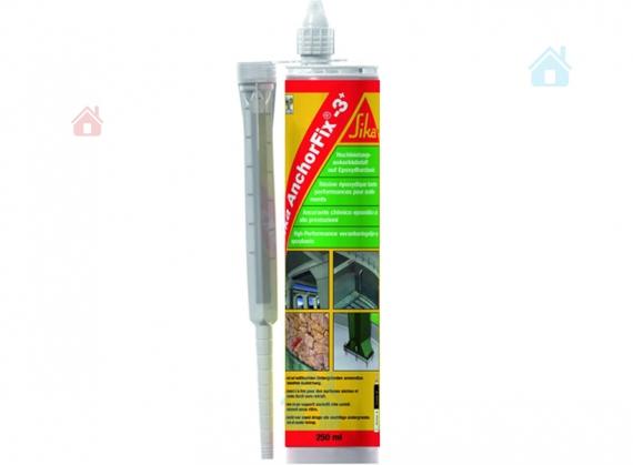 Купить Анкеровочный клей Sika Anchorfix -3