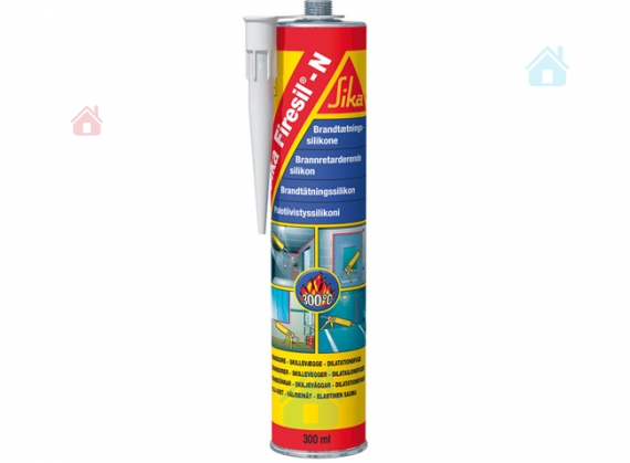 Buy The thermal Sika Firesil silicone sealant - N