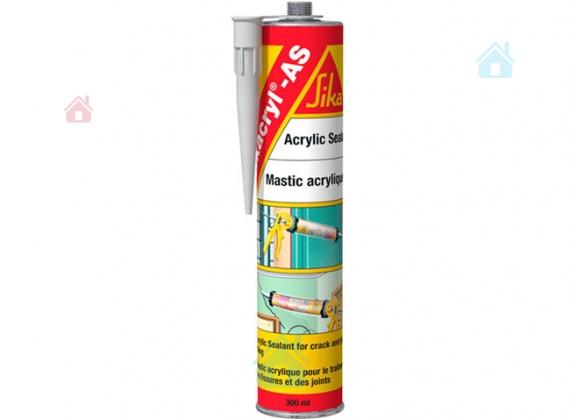 Купить Акриловый герметик для внутренних работ Sikacryl AS