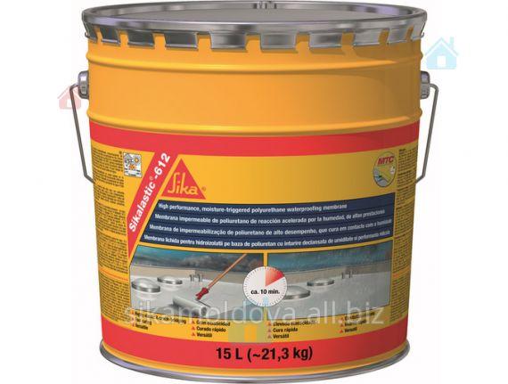 Liquid membrane of sikalastic 612 in Chişinău online-store