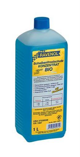 Купить Незамерзающая жидкость для омывателя стёкол Scheibenfrostschutz Konzentrat Bio, 5л