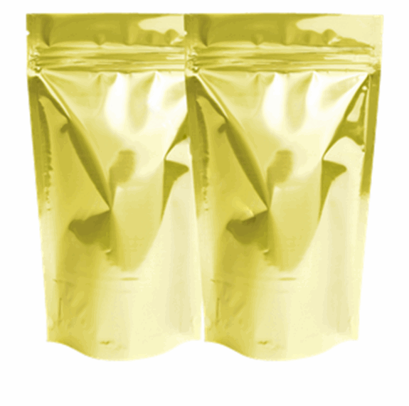 Купить Дой пак металлизированный для кофе, с зиплок (500г)