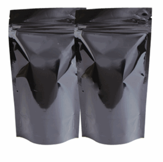 Купить Дой пак металлизированный для чая, с зиплок (500г)