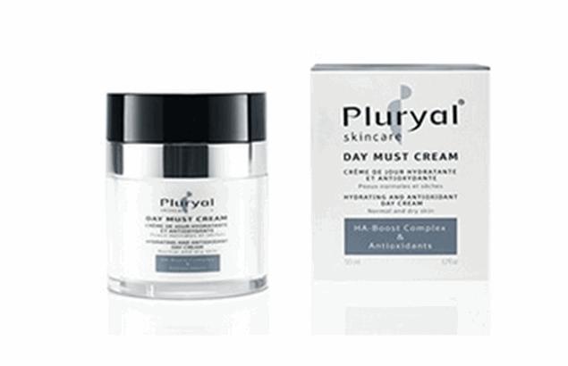 Купить Дневной крем для нормальной и сухой кожи Day Must Cream Pluryal