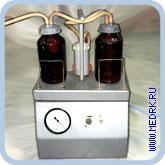 Отсасыватель хирургический с электрическим приводом   Aspirator chirurgical electric mobil