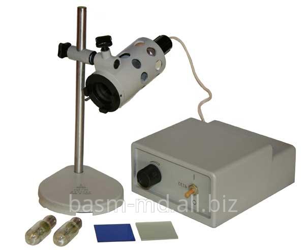 Осветитель для биологических микроскопов ОИ-19  Iluminator pentru microscop OI-19