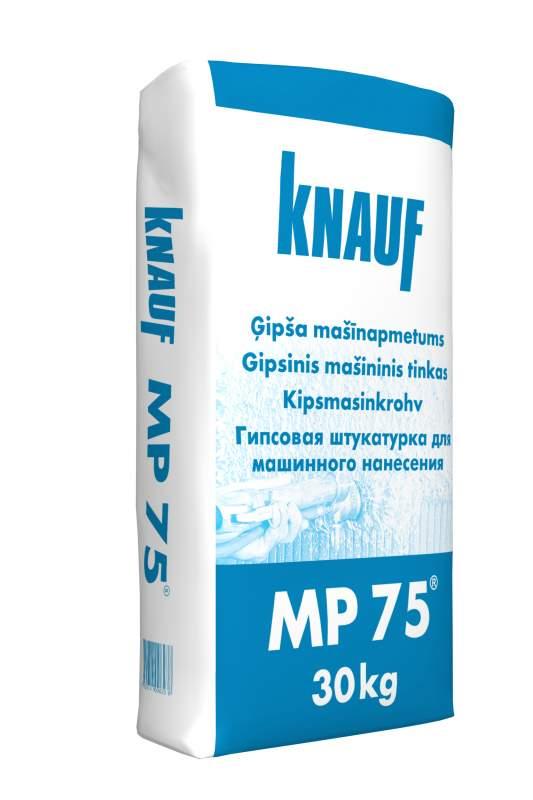 Купить Tencuiala mecanizată pe bază de ipsos knauf MP-75