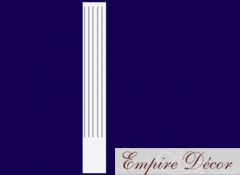 Купить Молдинг и декор из полиуретана для обрамления дверей и окон D 1507