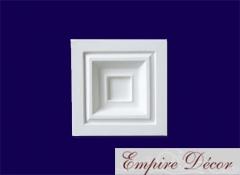 Купить Молдинг и декор из полиуретана для обрамления дверей и окон D 3542