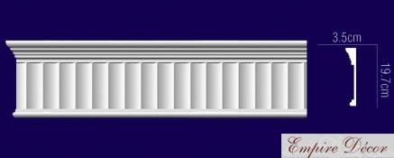 Купить Молдинг и декор из полиуретана для обрамления дверей и окон AC 268