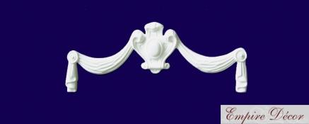 Купить Молдинг и декор из полиуретана для обрамления дверей и окон D 3517
