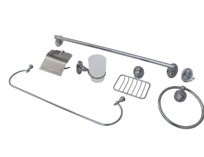 Купить Accesorii pentru baie din metal şi plastic