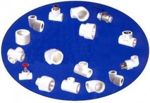 Купить Fitinguri şi accesorii pentru ţevile din polipropilen