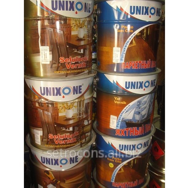 Купить Lac pentru lemn Unixone