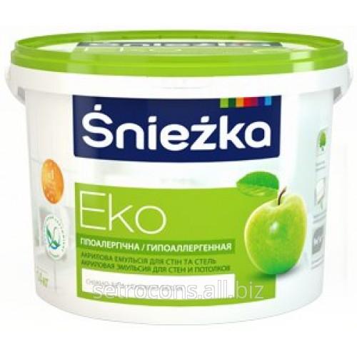 Купить Vopsele Sniezka