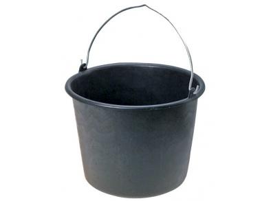 Купить Ведро каменщика 12л, 20л, 20л со сливом Topex