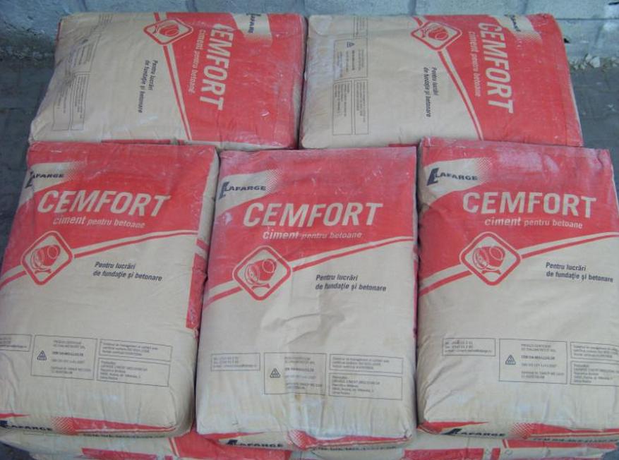 Купить Цемент в мешках Lafarge Кишинев