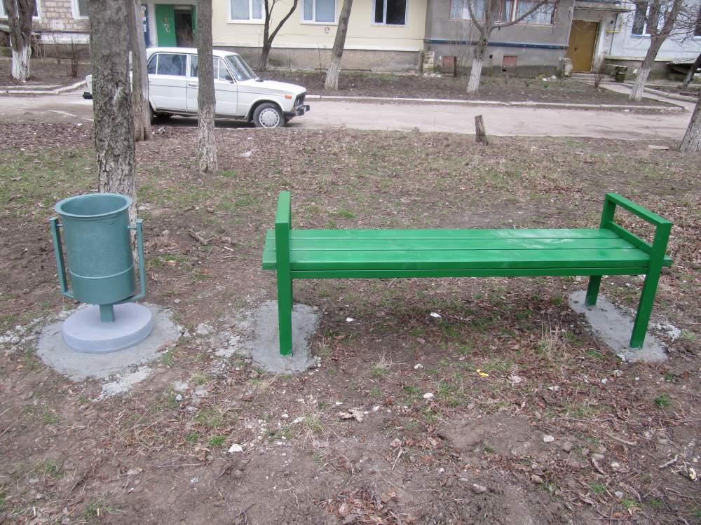Купить Скамейка для детской площадки