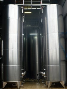 Buy Tanks from stainless steel