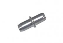 Купить Полкодержатель металлический, оцинкованный, вставной (типа штифт).