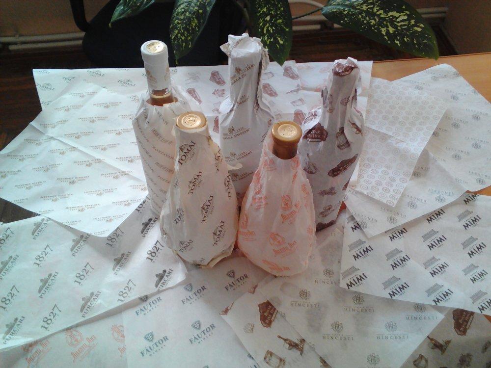Buy Paper for packaging of bottles