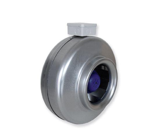 Купить Круглый канальный вентилятор VKAP 2.0