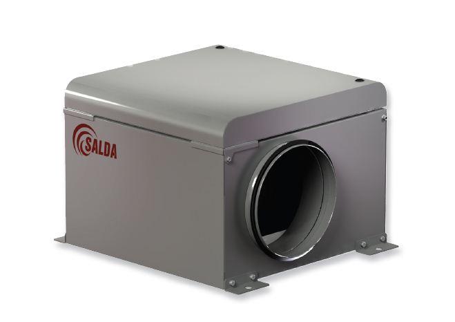 Купить Канальный акустический вентилятор AKU