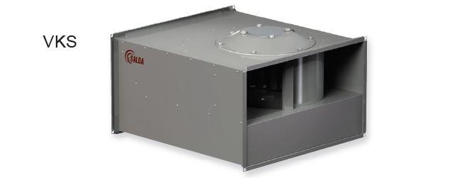 Купить Прямоугольный канальный вентилятор VKS